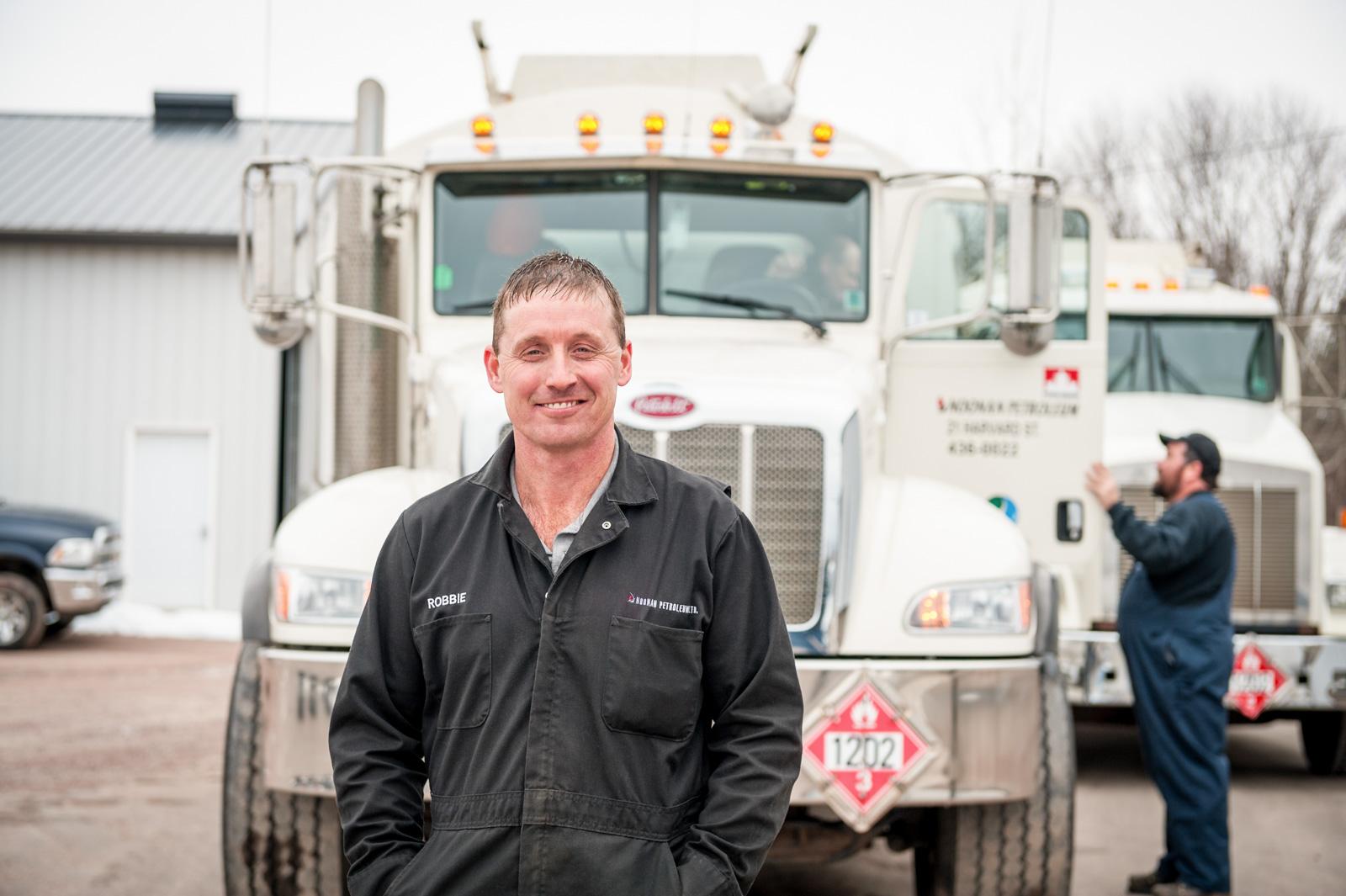 Robbie Dunbar, Driver