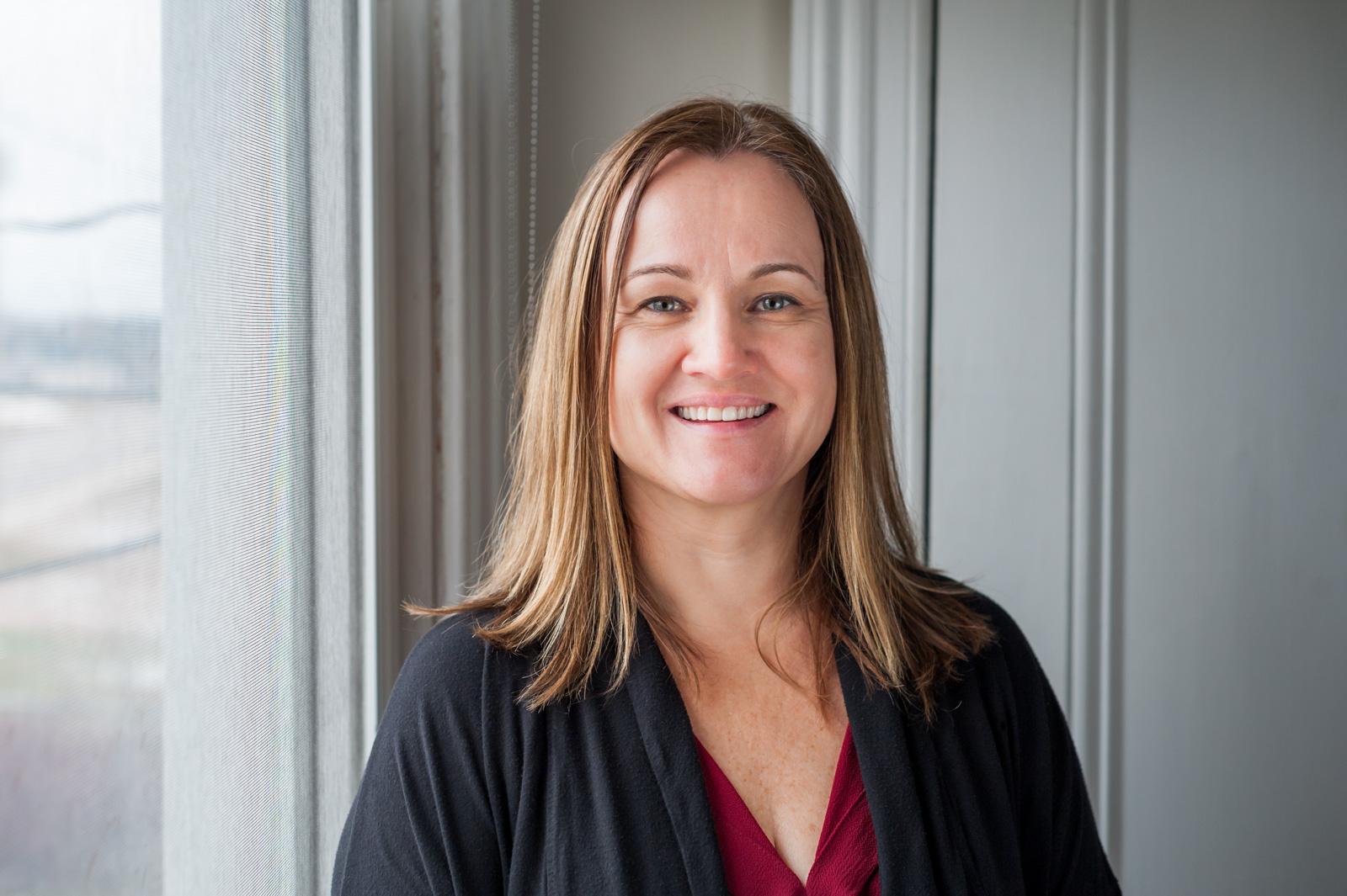 Jennifer Chapman, Office Manager