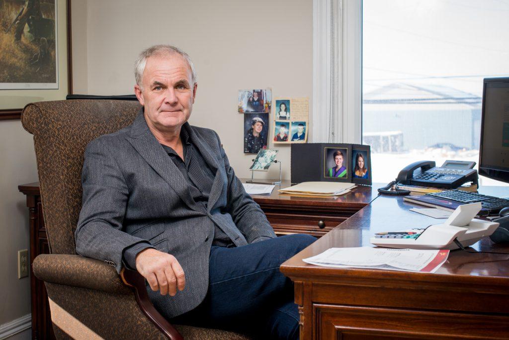 Russel Noonan, President & CEO